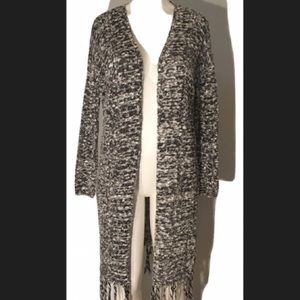Forever 21 Long Cardigan Size Small Knit Cardigan